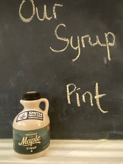 Maple Syrup Pint Jug