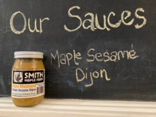 Half Pint Maple Sesame Dijon Mustard