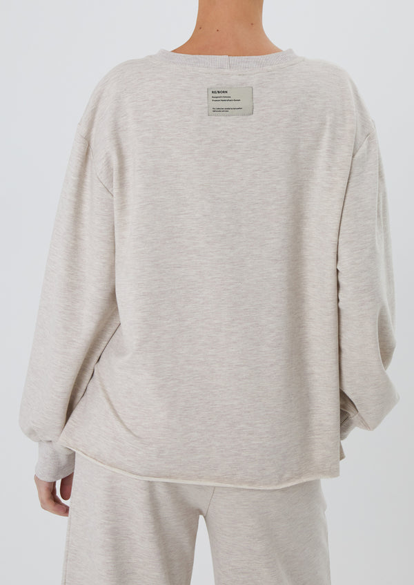 Chloe Sweat Light Melange