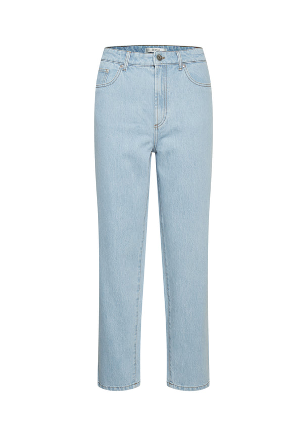 Dacy Straight Jeans Light Blue Vintage