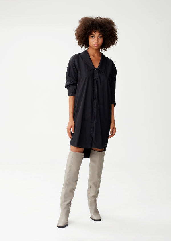 Jilan Shirt Dress