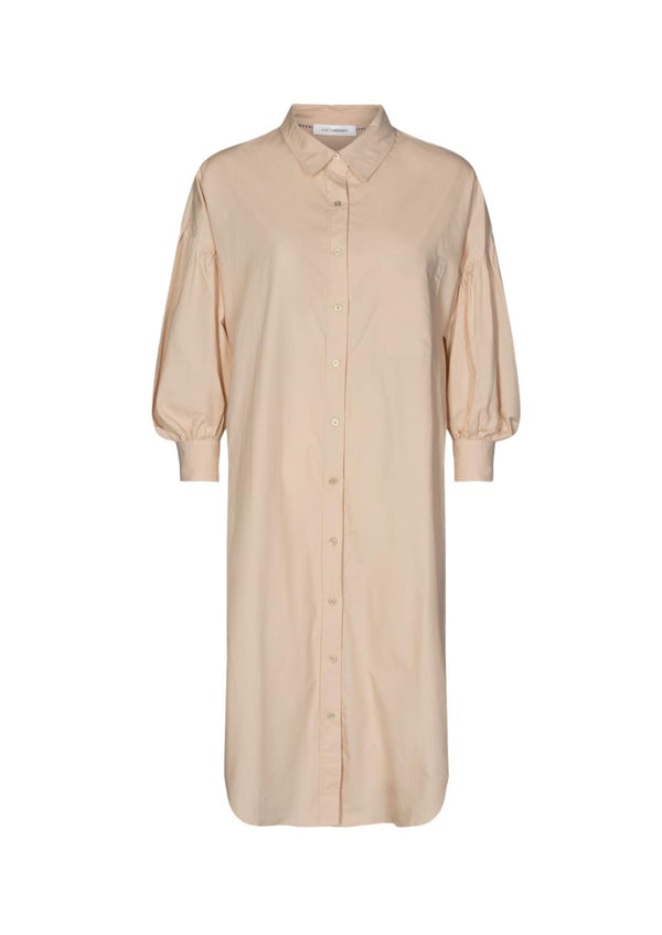 Yates shirt dress