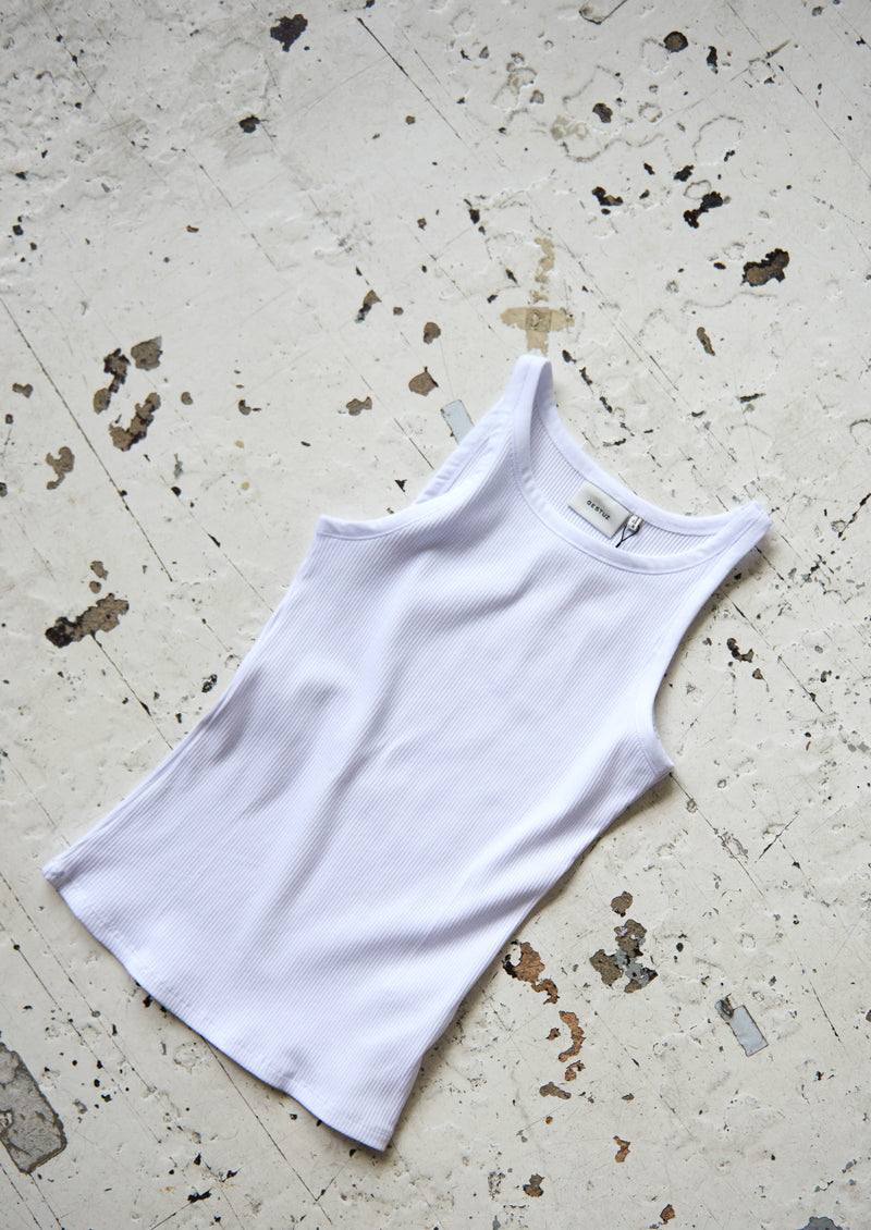 Rolla top White