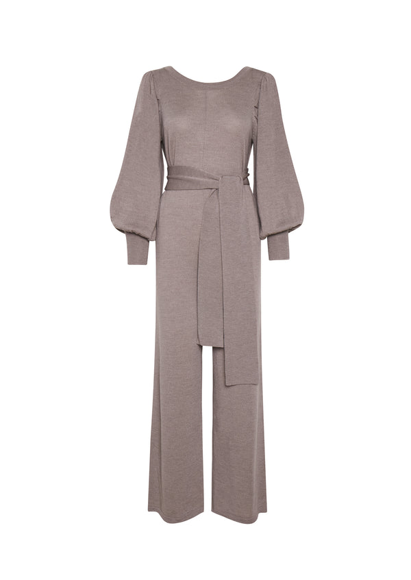 Thelma Wool Jumpsuit