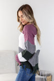 Dorthy Distressed Sweater