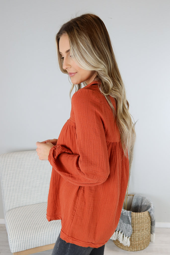 Posey Tunic Top