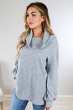 Shelbs Turtle Neck Top - 2 Colors