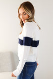Classic One Stripe Sweater