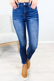 Ankle Skinny Jean Vervet By Flying Monkey