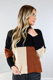 Trot Colorblock Sweater