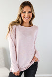 Pinky Promise Long Sleeve Top