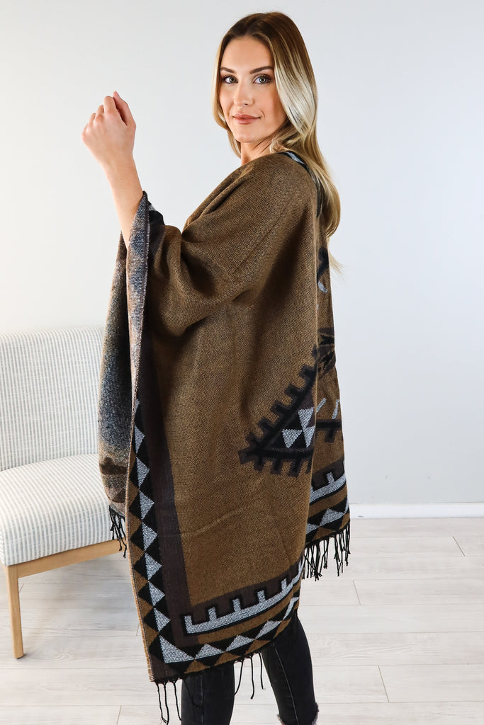 Sonoma County Shawl