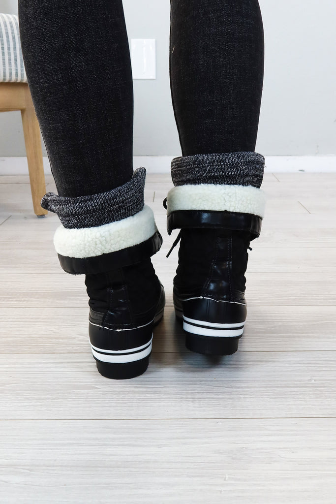 Winter Frolic Boots