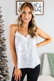 Girls Night Sequin Tank