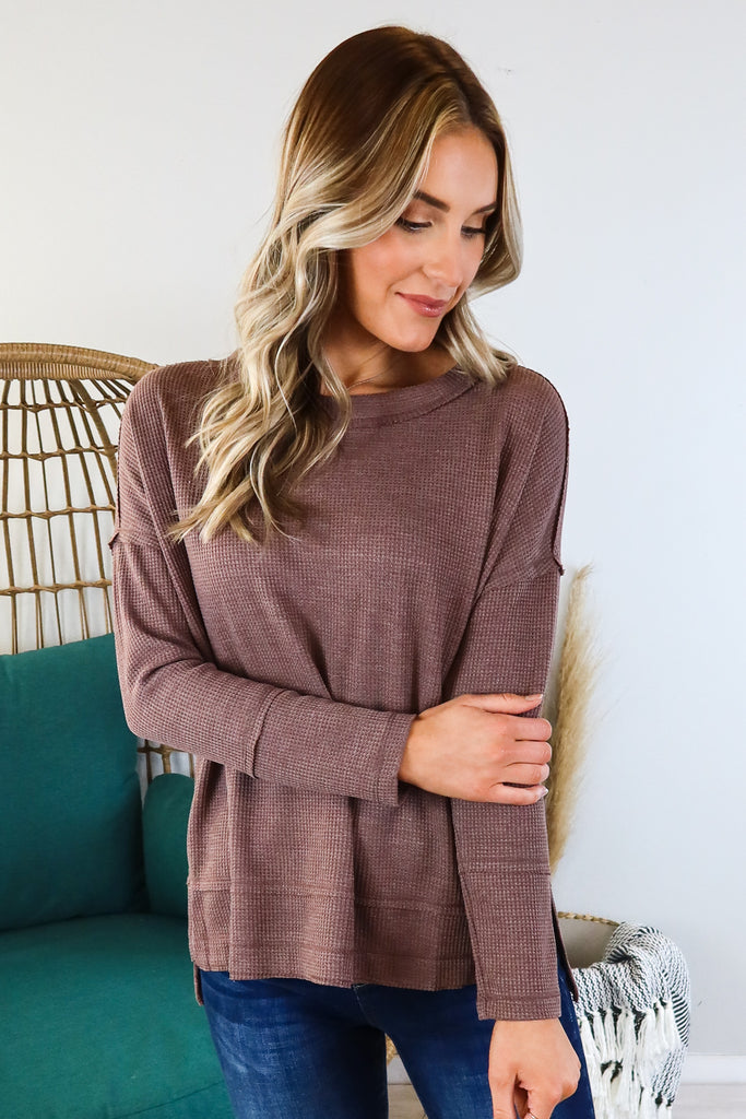 Brooks Thermal Knit Top - 3 Colors