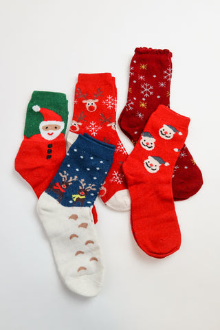 Kids- Holiday Socks