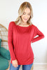 Holiday Basic Top - 5 Colors
