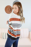 Everest Striped Sweater