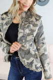 Sargent Pepper Camo Jacket