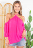 Aurora Off The Shoulder Top- 2 colors!