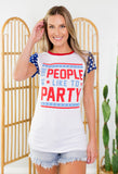 We The People Graphic Tee
