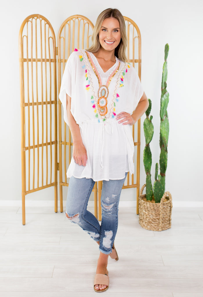 Beach Bash Tunic