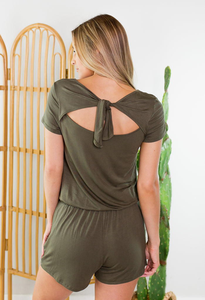 Club Cadet Romper