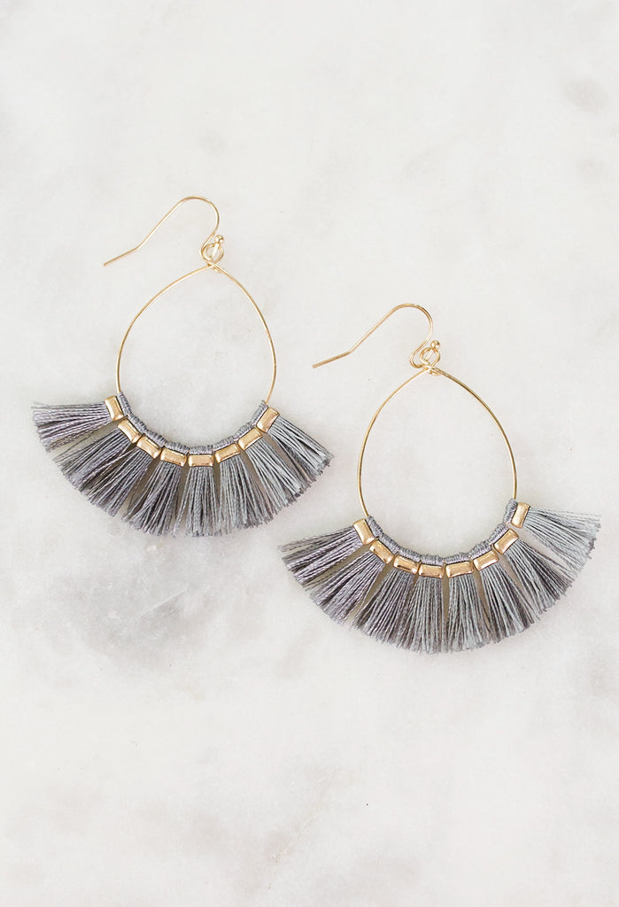 Mara Tassel Earrings