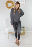 Fireside Cozy Top - 2 Colors