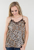 Queen of the Jungle Lace Cami