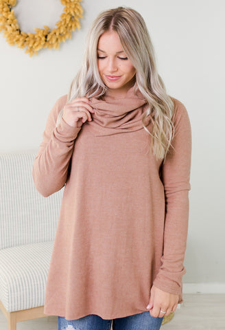Fall Colors Bishop Sleeve Top - 2 Colors