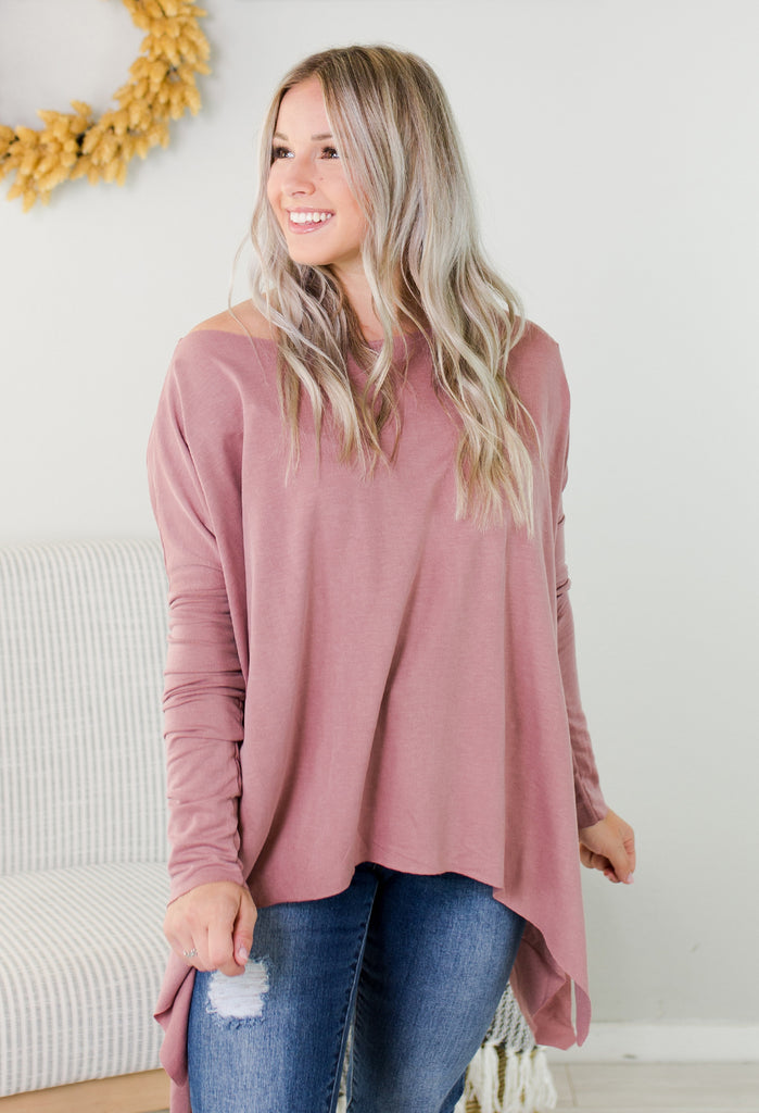 Madison Ave Dolman Top - 2 Colors