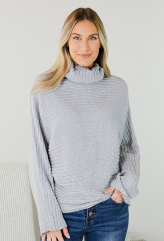 Fiona Colorblock Long Sleeve Top