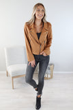 Angelina Moto Jacket - 3 Colors