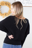 Crisp Nights Dolman Top - 3 Colors