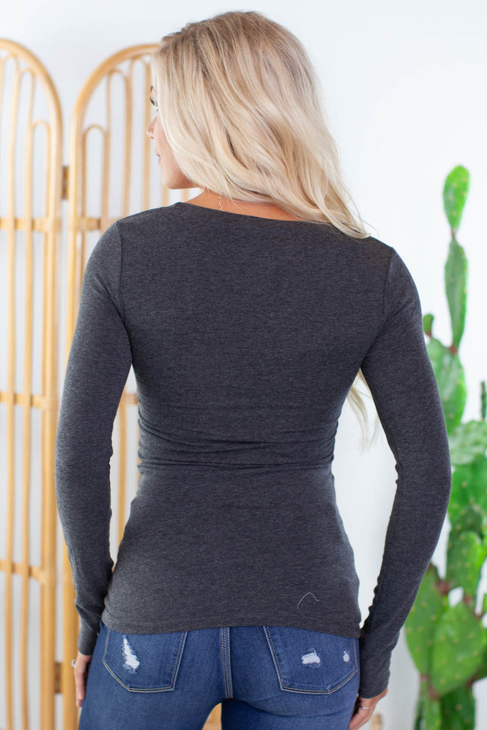 Timeless Long Sleeve Top