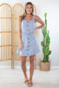 June Bug Button Up Dress