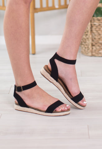 Brooklyn Platform Sandal