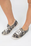 Camo Khaki Mckenna Tennis Shoes