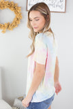 Oh So Soft Tie Dye Top - 2 Colors