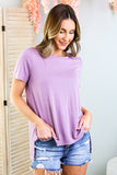 Eclipse Long Sleeve Bamboo Top