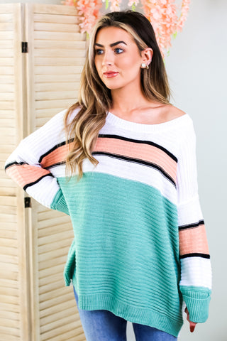 Arista Criss Cross Tunic Top