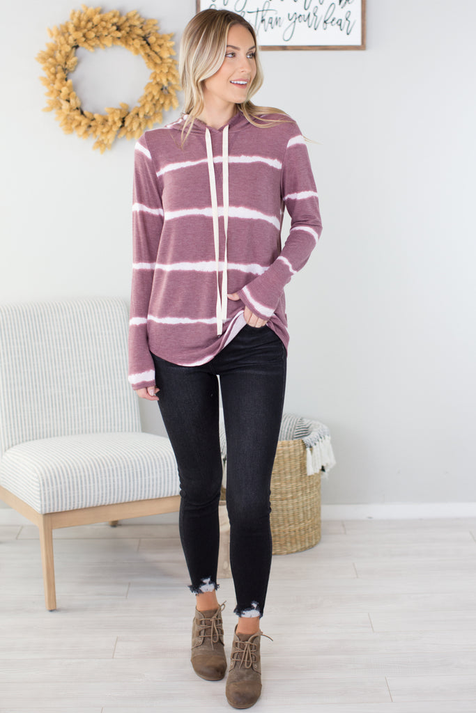 Fall Festival Hooded Top - 2 Colors