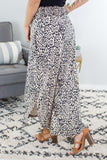 Animal Print Maxi Skirt - 2 Colors