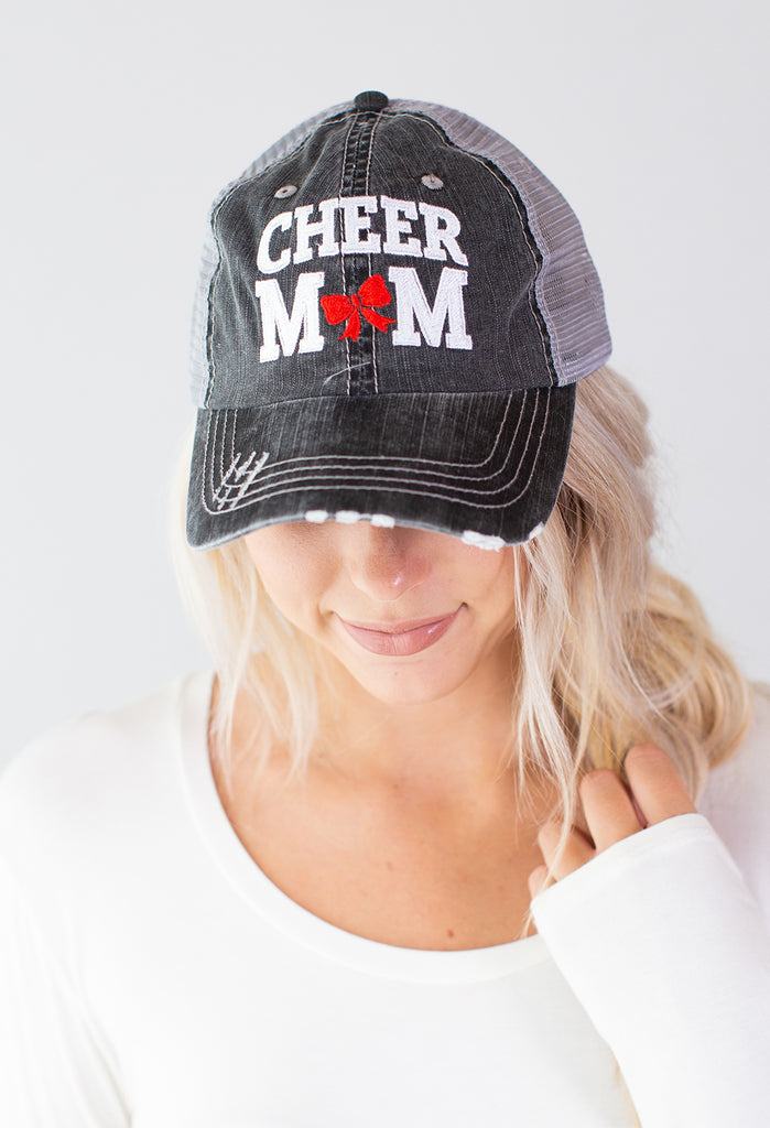 Cheer Mom Trucker Hat