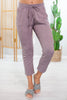 Walk It Out Capri Joggers- 2 colors!