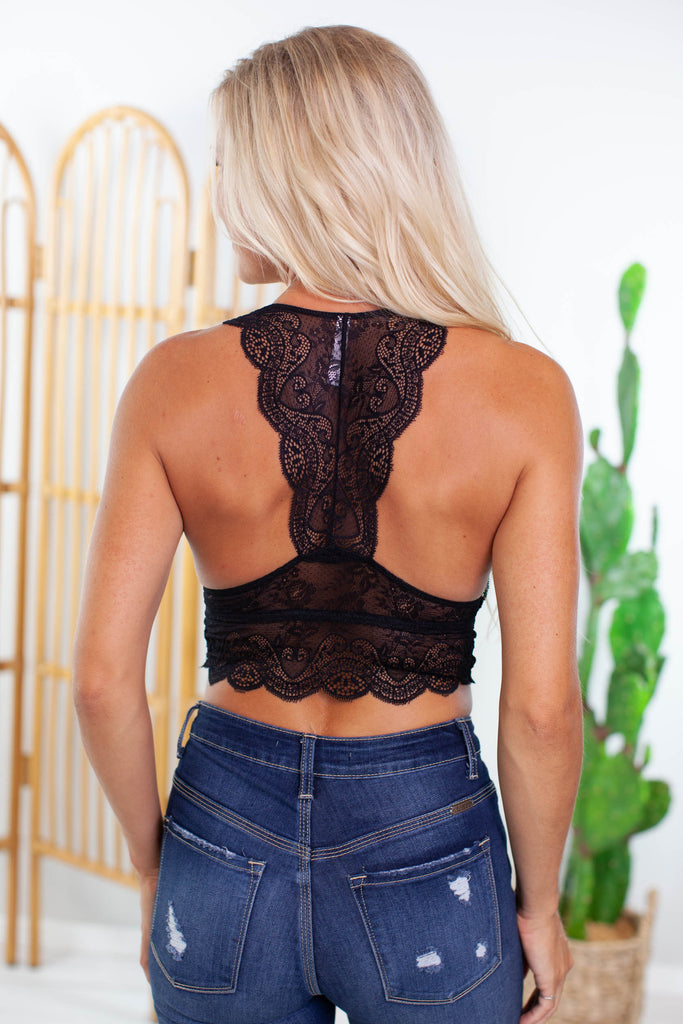 Runway Show Lace Bralette