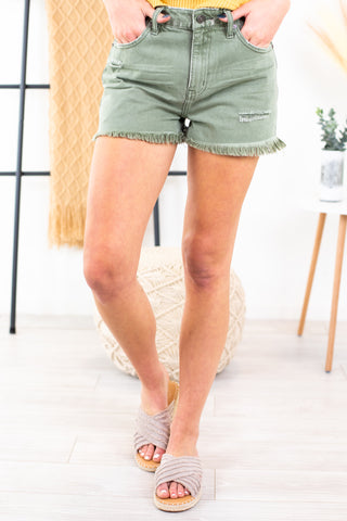 Corners Vervet by Flying Monkey Shorts