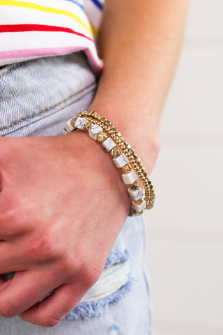 North Star 3 Piece Bracelet