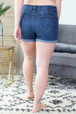 Stacy Cuffed Shorts - 2 Colors